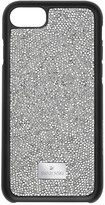Swarovski Glam Rock Smartphone Incase with Bumper, iPhone® 7, Gray