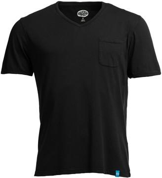 Panareha Mojito V-Neck T-Shirt - Black