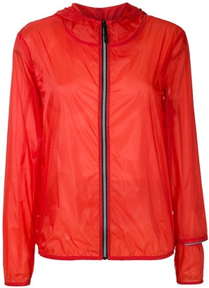 Track & Field Ultramax zipped hoodie