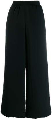 MM6 MAISON MARGIELA Wide Leg High-Rise Trousers