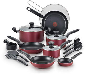 T-Fal 20-Pc. Cookware Set