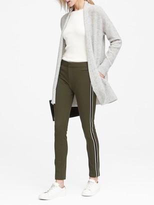 Banana Republic Sloan Skinny-Fit Side-Stripe Pant