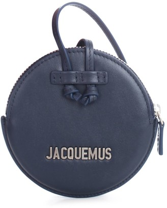 Jacquemus Le Pitchou Small Leather Crossbody