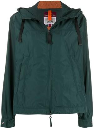 Parajumpers drawstring hooded jacket