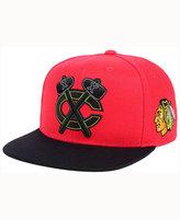 Reebok Chicago Blackhawks 3T Snapback Cap