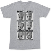 Mighty Fine Men's Today I Feel T-Shirt