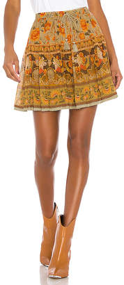 Spell & The Gypsy Collective Seashell Mini Skirt