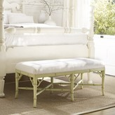 The Well Appointed House Somerset Bay Ponte Vedra Double Bench - Available in a Variety of Finishes