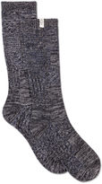 UGG Men's Patchwork Crew Sock