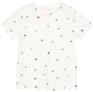 ban.do Daisies Classic Tee (Ivory) Women's Clothing