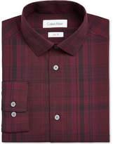 Calvin Klein Plaid Shirt, Big Boys
