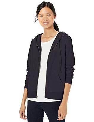 Goodthreads Modal Fleece Full-Zip Hoodie Hooded Sweatshirt,XS