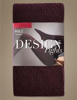 Marks and Spencer Cotton Rich Heavyweight Opaque Tights