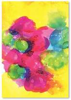 Americanflat Sunshine Yellow Print Art, Print Only