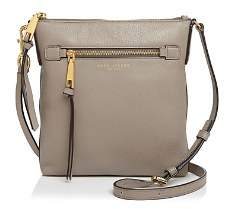 Marc Jacobs Recruit North/South Leather Crossbody