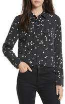 Equipment Women's 'Starry Night' Silk Shirt