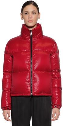 Moncler Rimac Nylon Laque Down Jacket