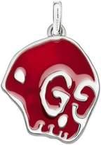 Gucci Silver Charm Skull Red YBG45803900200U