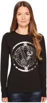 Versace Long Sleeve Tee Women's T Shirt