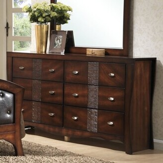 Darby Home Co Northlake 6 Drawer Double Dresser