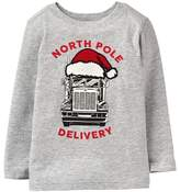 Crazy 8 North Pole Delivery Tee