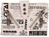 Kenzo Kalifornia Chain Wallet