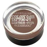 Maybelline Color Tattoo Leather 24HR Eyeshadow 4 g