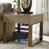 Lexington Shadow Play Empire End Table with Storage