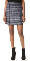 Jason Wu Boucle Miniskirt