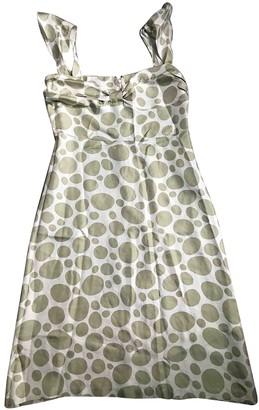 Madame à Paris Silk Dress for Women Vintage