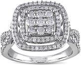 JCPenney MODERN BRIDE 1 CT. T.W. Diamond 10K White Gold Ring