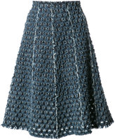 Sonia Rykiel denim skirt - women - Cotton - 34