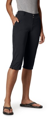 Columbia Women's Saturday Trail II Knee Pant Water & Stain Resistant