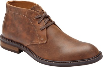 Vionic Men's Leather Chukka Boots - BoweryChase