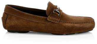 To Boot Keller Suede Driving Loafers