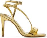 Dune Misses asymmetric sandals