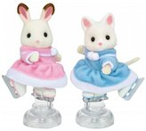 Sylvanian Families Ice Skating Friends Figures