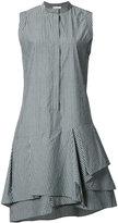 Brunello Cucinelli pleated flared dress