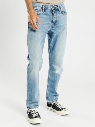 Nudie Jeans Steady Eddie II Jeans in Sunday Blues Denim