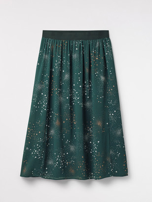 White Stuff Shooting Stars Skirt