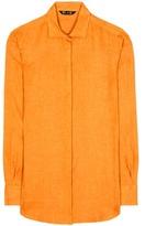 Loro Piana Kara linen shirt