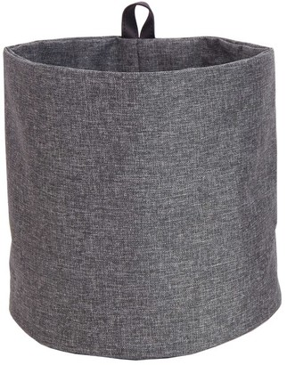 Bigso Box Of Sweden Oui X Bigso Hang Around Soft Storage Bin Charcoal Large