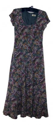Toast Multicolour Cotton Dresses