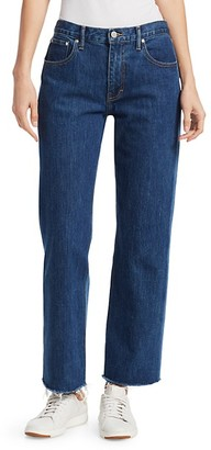 Holden Two-Tone Straight Leg Jeans