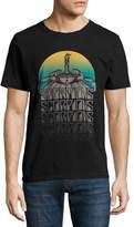 Eleven Paris Scorpions Graphic T-Shirt, Vintage Black