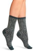 Smartwool Women's Traditional Snowflake Crew Socks