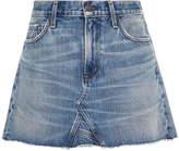 Citizens of Humanity Denim Mini Skirt