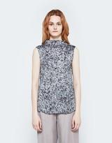 Shirt in Grey Melange