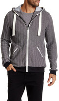 Smash Wear Herringbone Zip Hoodie