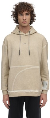 A-Cold-Wall* Printed Cotton Jersey Sweatshirt Hoodie
